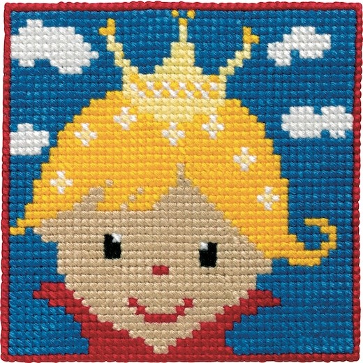 Kits for kids prinsesse 9335-38