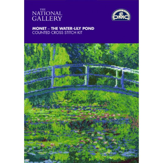 Monet the water-lily pond BL1111/71-31