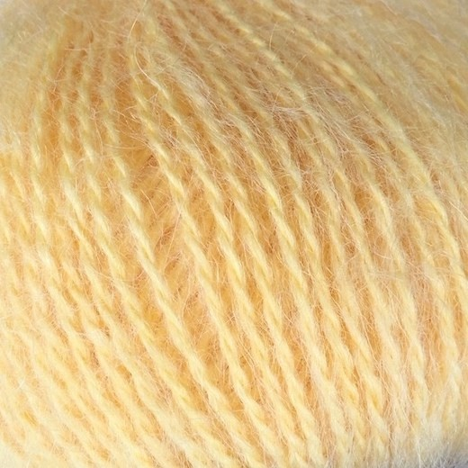 Dolce mohair sol gul No. 226-340