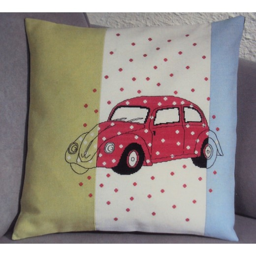 Pude vw pink 83-4326-31