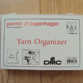 DMC Yarn organizer no. 5860-20