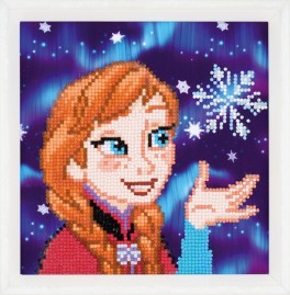 Frost Anna Diamond painting kit pn-0175282-20