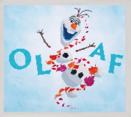 Frost Olaf Diamond painting kit pn-0185088-20