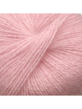 Dolce mohair lyserød No. 595-20