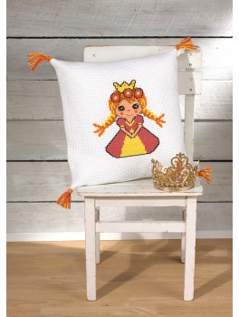Pude med prinsesse 83-6370-20