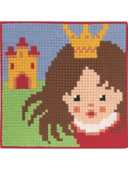 Kits for kids prinsesse 9314-20