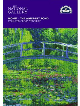 Monet the water-lily pond BL1111/71-20