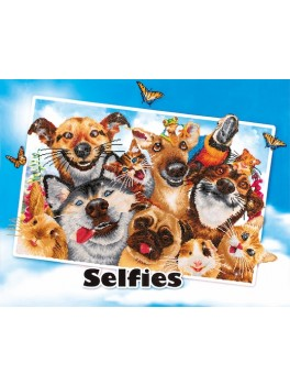 Selfies Diamond Dotz DD15.012-20
