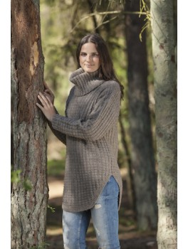 Strikkeopskrift til Sweater i cataluna 2307.-20