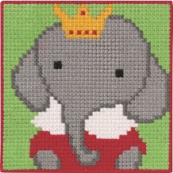Kits for kids elefant 9312