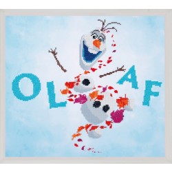 Frost Olaf Diamond painting kit pn-0185088