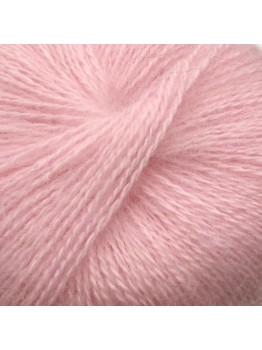Dolce mohair - lyserød No. 595