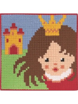 Kits for kids prinsesse 9314