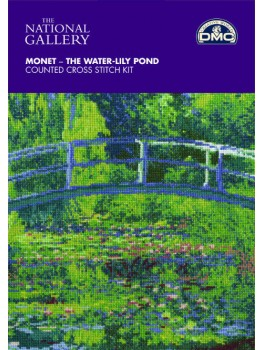 Monet the water-lily pond BL1111/71